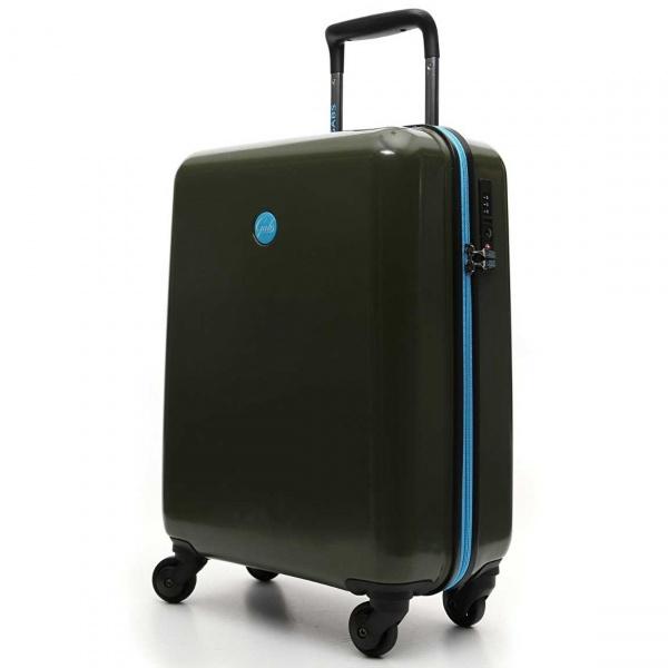 Gabs trolley g carry da cabina rigido in policarbonato verde - dettaglio 1
