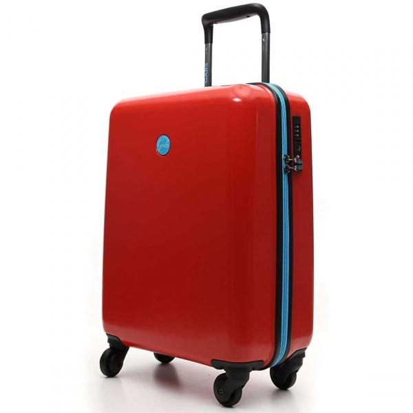 Gabs trolley g carry da cabina rigido in policarbonato rosso - dettaglio 2