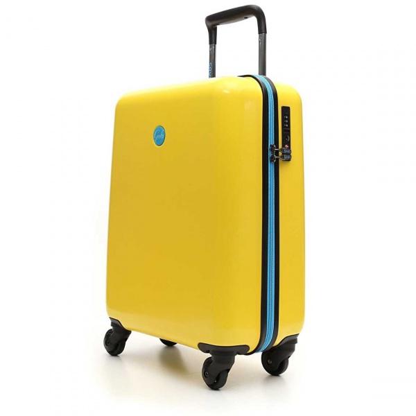 Gabs trolley g carry da cabina rigido in policarbonato giallo - dettaglio 1