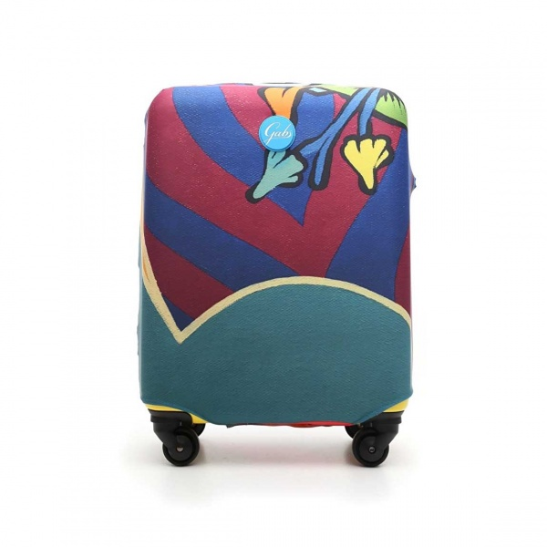 Gabs cover per trolley g carry in tessuto stretch stampa street art - dettaglio 1