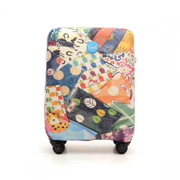 Gabs cover per trolley g carry in tessuto stretch stampa fantasie - dettaglio 1
