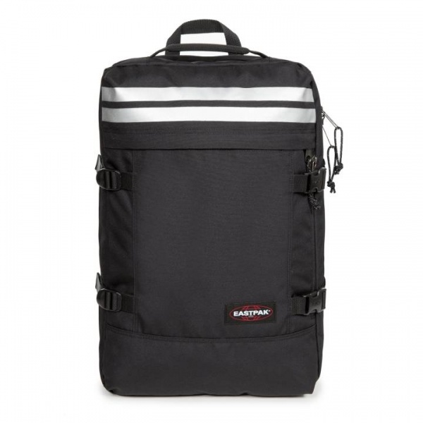 Eastpak Borsone tranzpack reflective black in poliestere - dettaglio 1