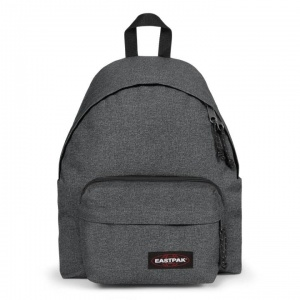 Eastpak zaino padded travell'r black denim in nylon - dettaglio 1
