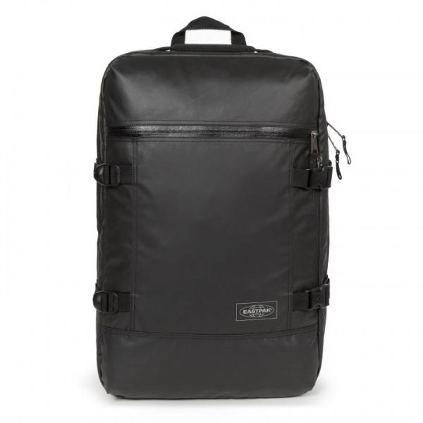 Eastpak Borsone Tranzpack Topped tessuto spalmato EK13E10W Black - dettaglio 1