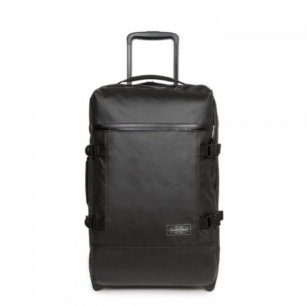 Eastpak Valigia Tranverz S Topped Ek61L10W Black - dettaglio 1