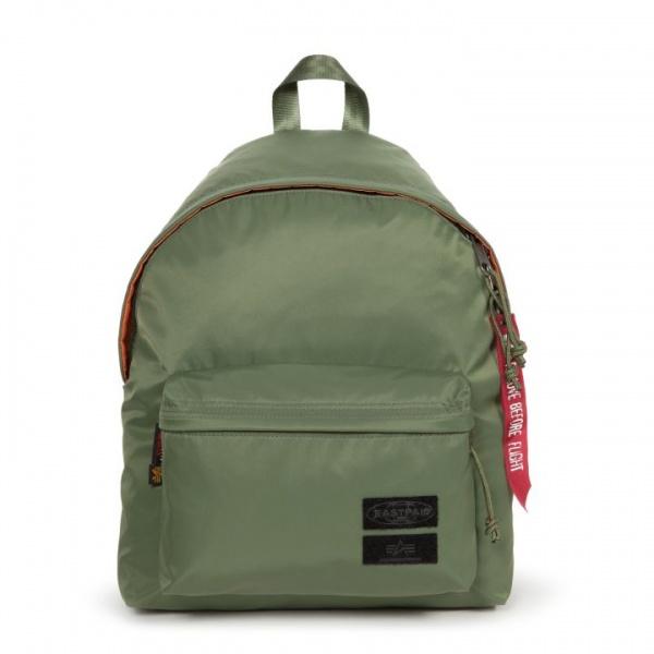 Eastpak zaino padded pak'r alpha ek62054x dark green - dettaglio 1