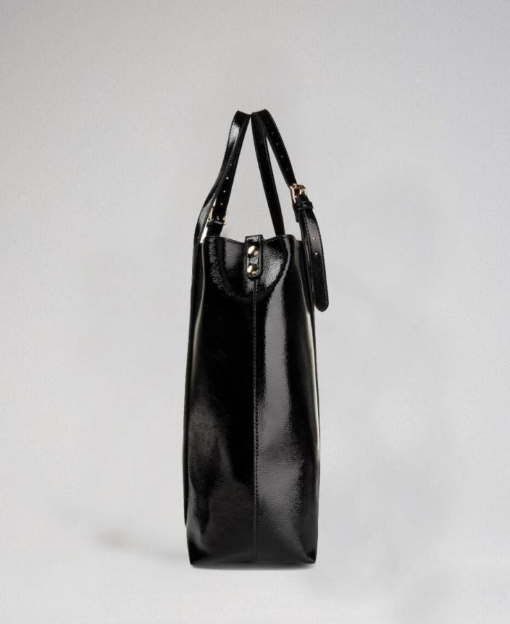 Twinset shopping bag 192to8151 nero - dettaglio 3