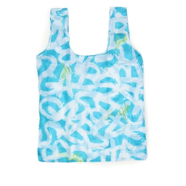 Gabs Foldable nylon shopping bag - G000970ND.X0244.F1001