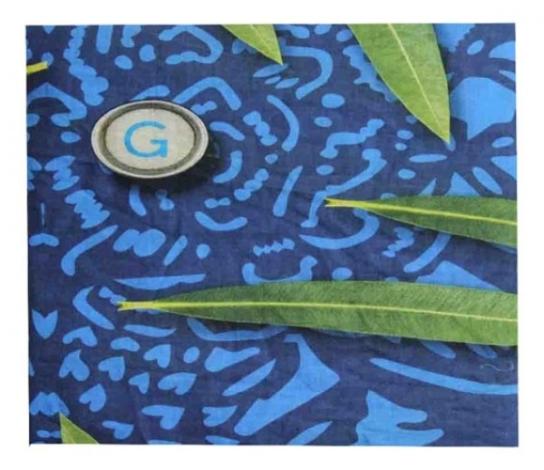 Gabs f100x88 stampa oleandro gabs - 3337 - f100x88 stampa 3337